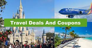 travel coupons images Travel deals coupons and codes jpg