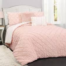 Blush Pink Comforter Bohemian Comforter Sets Cute Bedspreads Tie Dye Bedding Bohemian
