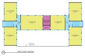 Floor Plan Standards Reference Designs Standard Classroom Block Upgrade Education In