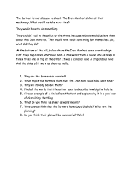 year 4 reading comprehension optional tests by hilly100m