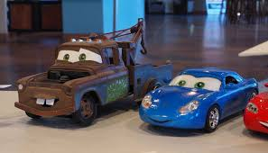 cars sally toy august