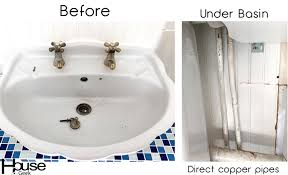 Install Bathroom Sink Plumbing Replace Your Bathroom Faucets Step By Step Guide