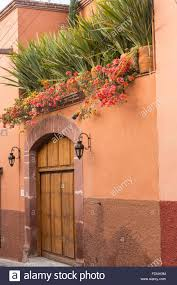 Spanish Colonial Homes by A Spanish Colonial Style Homes In The Historic Center Of San
