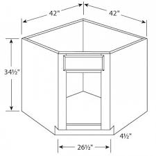 corner kitchen sink cabinet plans base cabinet dimensions bloggerluv corner sink
