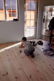 Wood Flooring Varnish Island House Naturally Varnished Pine Flooring U2014 Small House Catalog