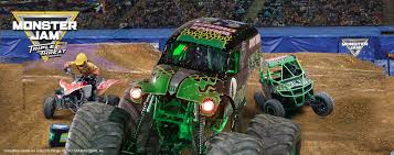 bjcc monster truck show bank arena
