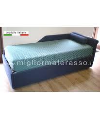 letto singolo con materasso divano letto con letto estraibile singolo per materasso e rete da 80