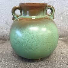 Vase Shaped Jug 40 U0027s Frankoma Elegant Shape Vase Ceramic Urn U2013 Urbanamericana