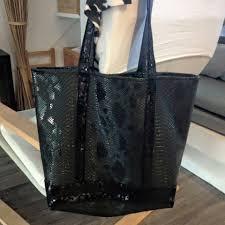 patron couture sac cabas tuto couture sac cabas à paillettes viny diy le blog de tuto