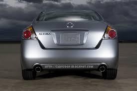 2007 Altima Interior 2007 Nissan Altima
