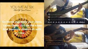 save it for the bedroom acoustic you me at six save it for the bedroom cover tabs lyrics