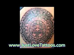 meaning aztec mexican tattoo designs youtube