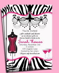 bridal shower invitation bachelorette party invitation