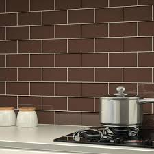 wholesale backsplash tile kitchen brown glass subway tile backsplash kitchen tiles for kitchen glass