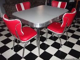 set cuisine table de cuisine vintage cool meubles de cuisine en formica annes