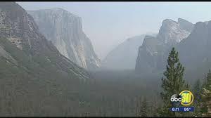 detwiler smoke spoils views for yosemite national park