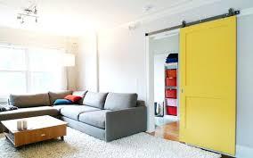 porte coulissante separation cuisine porte coulissante separation cuisine porte coulissante jaune paroi