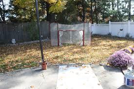 new york hockey experience my sweet goal setup