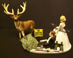 buck and doe cake topper stunning design wedding cake toppers redoubtable buck and