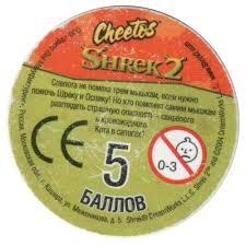 Shrek 3 Blind Mice Cheetos U003e Shrek 2