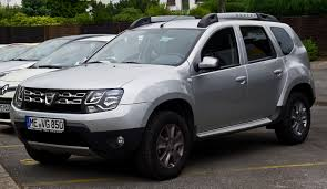 renault duster 2014 file dacia duster tce 125 4x2 prestige facelift u2013 frontansicht