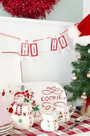 printable believe banner since we figured most of you are probably decking the halls of your