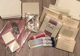 diy wedding invitation kits diy wedding invitations made easy