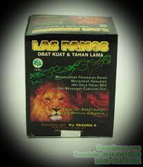 jamu kuat tahan lama lelaki cap singa mengandung ginseng dan sanrego