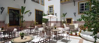 Los Patios Hotel Granada by Restaurant El Mirador De Sevilla Hotel La Rábida Vincci Hotels