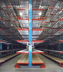 cantilever racks warehouse design