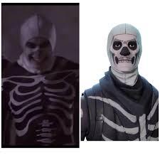 karate kid skeleton costume skeleton skin based of karate kid 2 fortnitebr