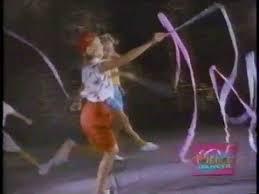 ribbon dancer ribbon dancer commercial 1993