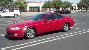 lexus sc400 red mt 1997 lexus sc300 35 123 orignal miles clublexus lexus