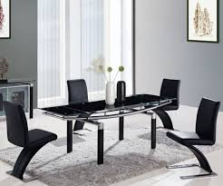 Frosted Glass Dining Room Table by Marble Top Dining Room Sets Walkin Samongus Global D88dt 5 Piece