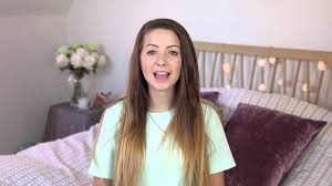 three simple quick hairstyles tutorial by zoella advertisement