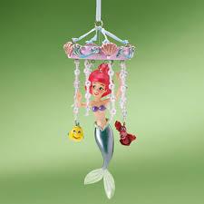 disney tree flounder sebastian ariel mermaid