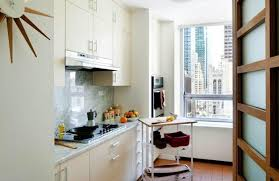 Designs For A Small Kitchen Stylish Ikea Kitchen Design For A Small Space M52 About Home