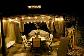 flower pot solar light decoration charming outdoor gazebo lighting design track lights