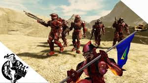 Custom Team Flags Halo 5 Custom Games Blood Gulch Capture The Flag Youtube