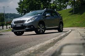 peugeot 2008 crossover first impressions we get the keys to the all new peugeot 2008 for