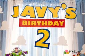 Photo Backdrops For Parties Kara U0027s Party Ideas Toy Story Themed Birthday Party Kara U0027s Party