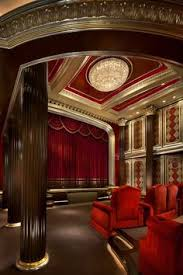 extravagant home theater with balcony in the cayman islands more