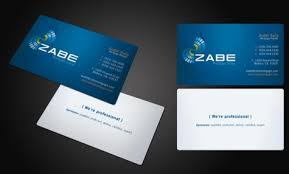 business cards sided two sided business cards lilbib