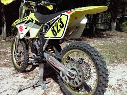 ama amatuer motocross 2003 suzuki rm125 for sale bazaar motocross forums message