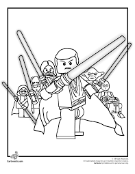 lego star wars colouring pages print funycoloring