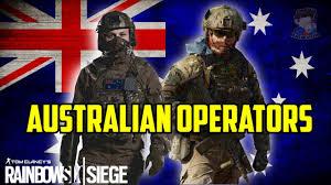 rainbow six siege australian operators danger u0026 devil special