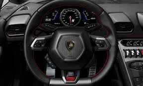 Lamborghini Huracan Interior - feel what it u0027s like to floor a lamborghini huracan on the autobahn