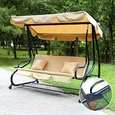 swing outdoor bench outdoor swing chair cushions 1429 outdoor