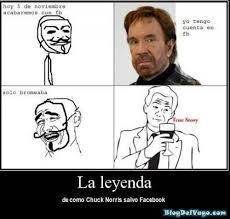 Memes De Chuck Norris - dangalord memedroid