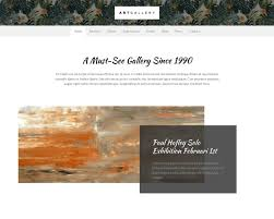 art gallery wordpress theme premium wp template for art gallery